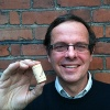 UK Wine Show 198 David Taylor from Bacchus Wine Closures and Nanocork
